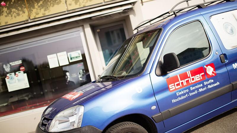 Elektro-Installationen | R. Schriber Elektro-Stoffe AG